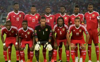 La Guinée Bissau coiffe le Congo et la Zambie en éliminatoires de la CAN 2017