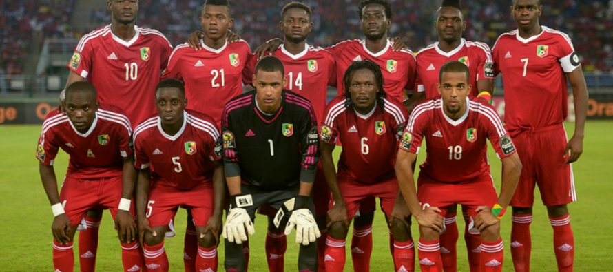 Éliminatoires Mondial 2018 : le Congo avec le Ghana, l'Egypte et l'Ouganda (Poule E)