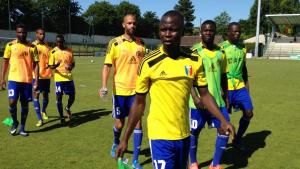 l'équipe du Tchad