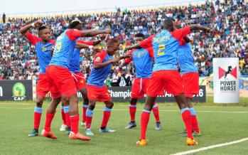 CAN 2017: les Léopards quittent la RDC ce vendredi