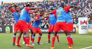 Eliminatoires Can 2017: la RD Congo bat l'Angola à Luanda (2-0)