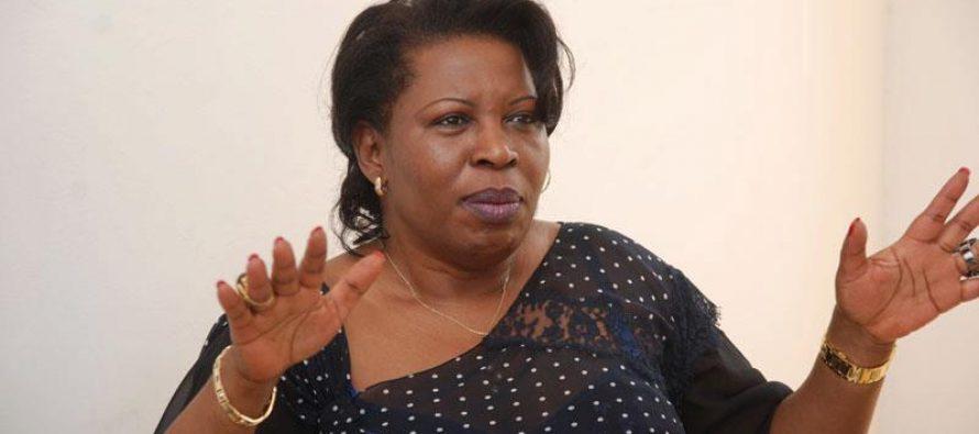 Congo : le blocus policier devant la résidence de Claudine Munari a été levé