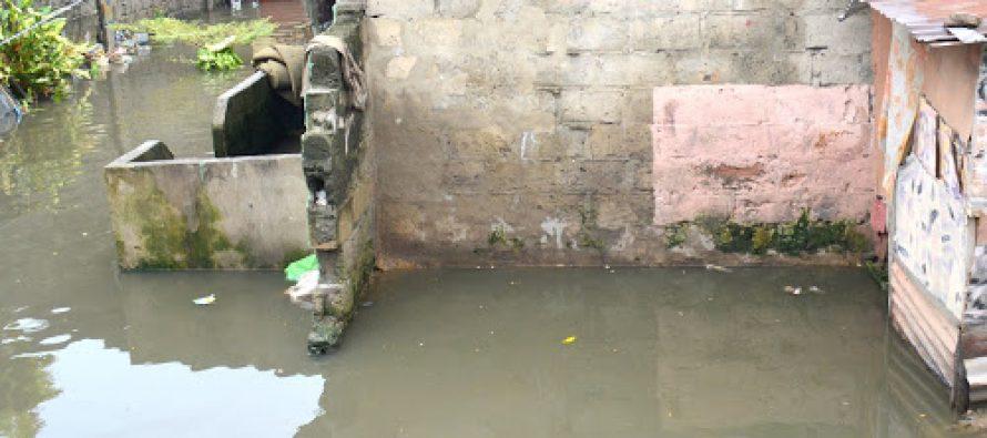 Kinshasa: des dégâts matériels enregistrés après une forte pluie
