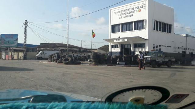 """Ville morte"" au Congo"
