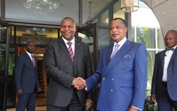 Congo – Centrafrique : le président Touadéra en visite de travail à Brazzaville