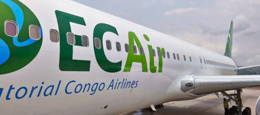 Congo : suspension temporaire des vols d'ECAir en domestique