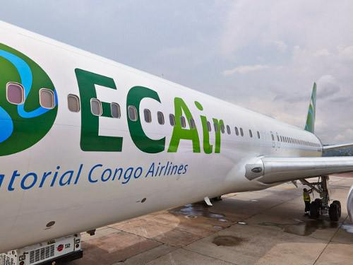 Congo : ECAir reprend les vols à destination de Pointe-Noire