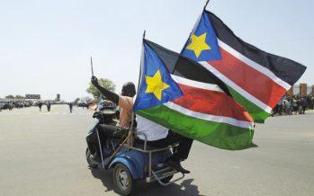 RDC : le Soudan du Sud implante son drapeau en territoire d'Aru