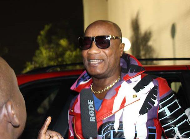 """Le chanteur congolais Antoine Agbepa Mumba dit """"Koffi Olomide"""""""