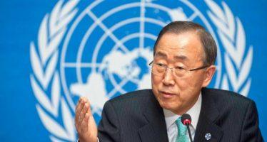 Le secrétaire général des Nations Unies, Ban Ki-Moon, sera ce soir à Libreville au Gabon