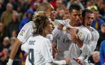 Espagne : Le Real Madrid s'empare du Clasico en allant battre le FC Barcelone