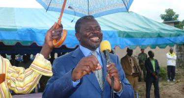 Congo : Depuis les forA?ts oA? il est en cachette, le pasteur Ntumi aurait-il fait un message de vA�ux?