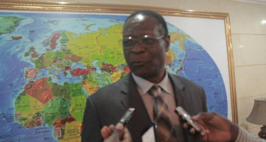 Incident a l'hôtel saphir de Brazzaville: l'ambassadeur du Gabon René Makongo minimise