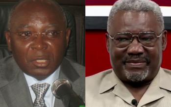 Congo : Zacharie Bowao reçu en audience par le ministre de l'Intérieur Zephirin Mboulou