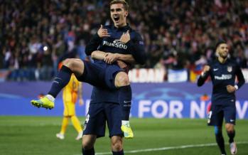 L'Atlético Madrid élimine le Barça en quarts de finale de la Ligue des champions