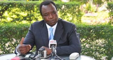 Le ministre N'Silou «Si le pasteur Ntumi aime sa population, il doit prendre une décision responsable»