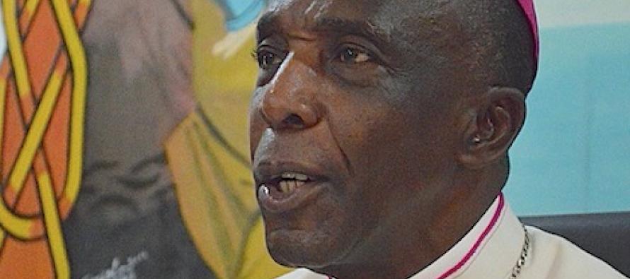 Congo : Mgr Louis Portella mobilise la Diaspora à Paris pour la Région du Pool