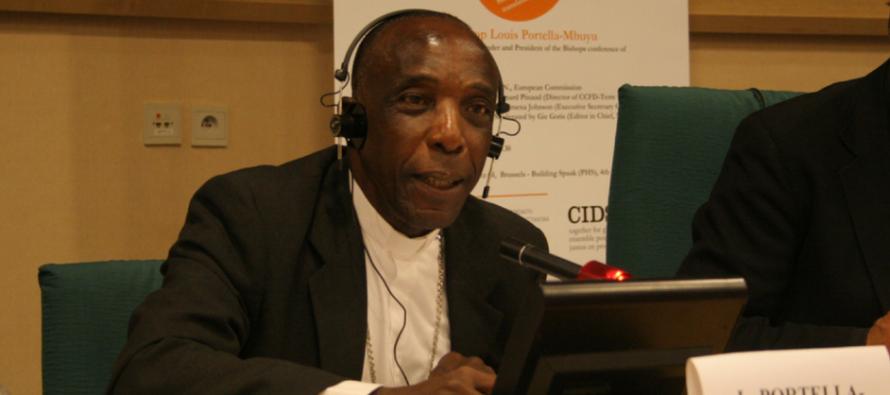 Congo: Monseigneur Louis Portella demande la fin des bombardements dans le Pool