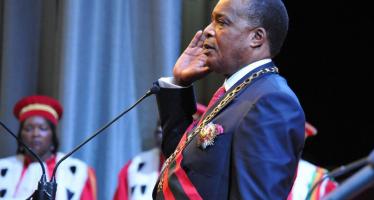 Congo : Sassou N'Guesso place son nouveau mandat sous le signe de la «rupture»