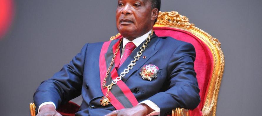 Congo : le président Sassou Nguesso place ce quinquennat sous le signe de l'économie