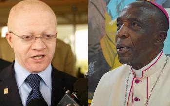 Congo : Thierry Moungalla répond aux accusations d'Amnesty et du Mgr Portella