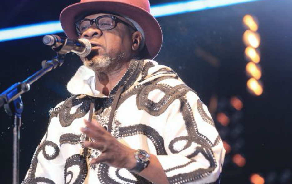 Le chanteur congolais Papa Wemba