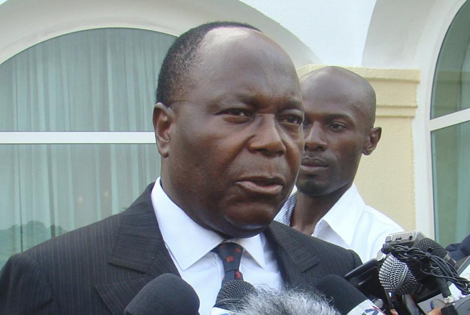 Clément Mouamba, Premier ministre congolais