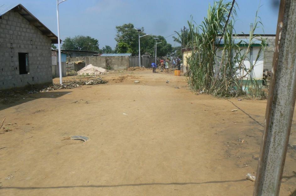 La rue Eko à Talangaï devient impraticable à la circulation en taxi