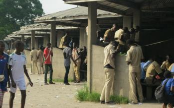 Pointe-Noire: les élèves du lycée Mpaka se plaignent des conditions d'apprentissage