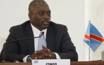 RDC:le président Joseph Kabila signe l'accord de COP-21 de Paris à New York