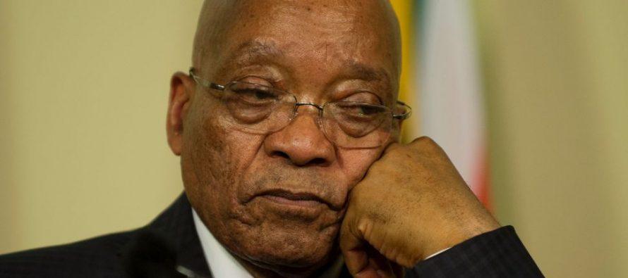 Afrique du Sud: l'opposition lance une procédure de destitution contre Zuma
