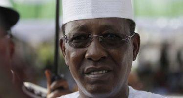 Présidentielle au Tchad: le président sortant Idriss Déby Itno réélu avec 61,56%