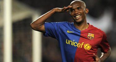 Samuel Eto'o ouvre la porte à un retour au Barça !
