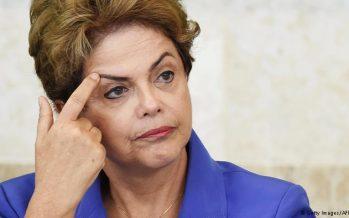 Brésil: Dilma Rousseff destituée de la Présidence de la République pour «corruption»