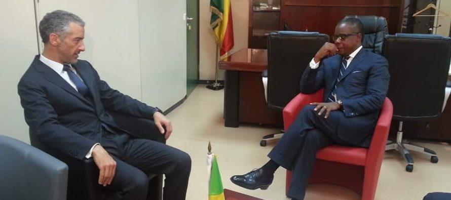 Congo : L'Italie affirme son soutien au projet des Zones économiques spéciales