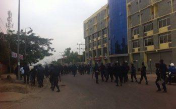 RD Congo : la police disperse des manifestants anti-Kabila à Kinshasa