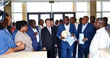 Bientôt l'ouverture de l'hôpital spécialisé et du centre de formation professionnel d'Oyo