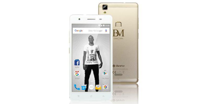 Avec Danew, le joueur du PSG Blaise Matuidi se lance dans les smartphones