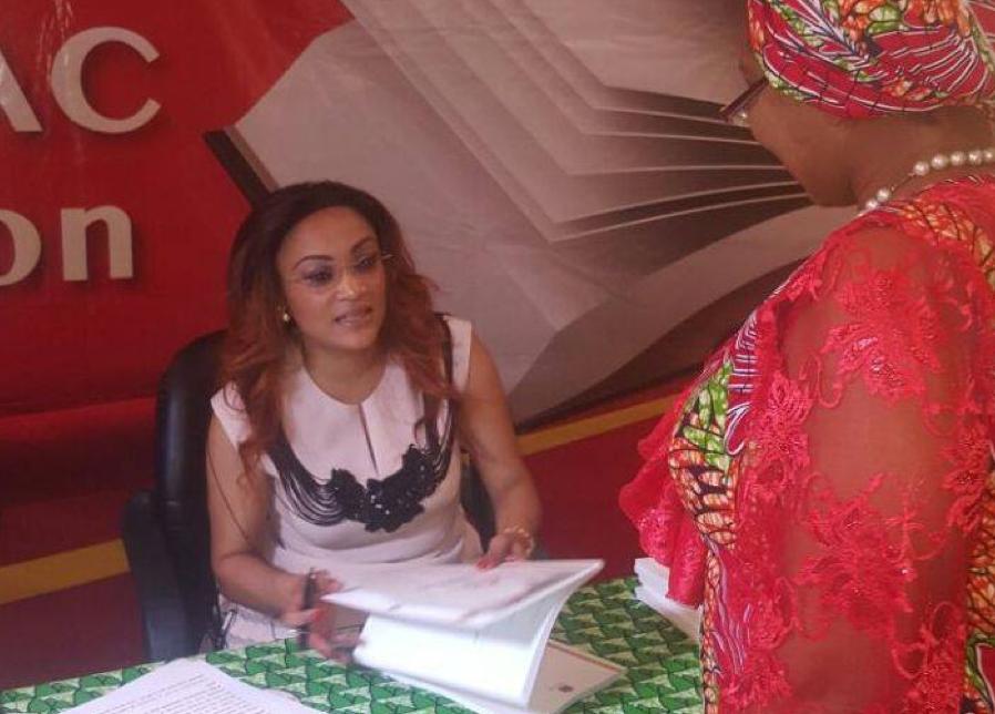 Danièle Sassou-Nguesso a présenté le livre-blanc sur l'amélioration de la condition de la femme