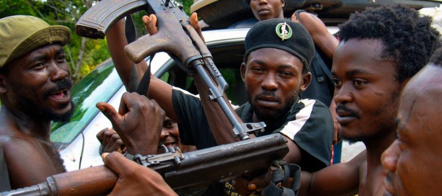 Brazzaville : Folles rumeurs de la présence des Ninjas au quartier Massengo créent la panique