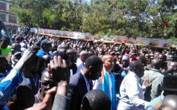RDC : la police disperse une foule de partisans de l'opposant Moïse Katumbi à Lubumbashi
