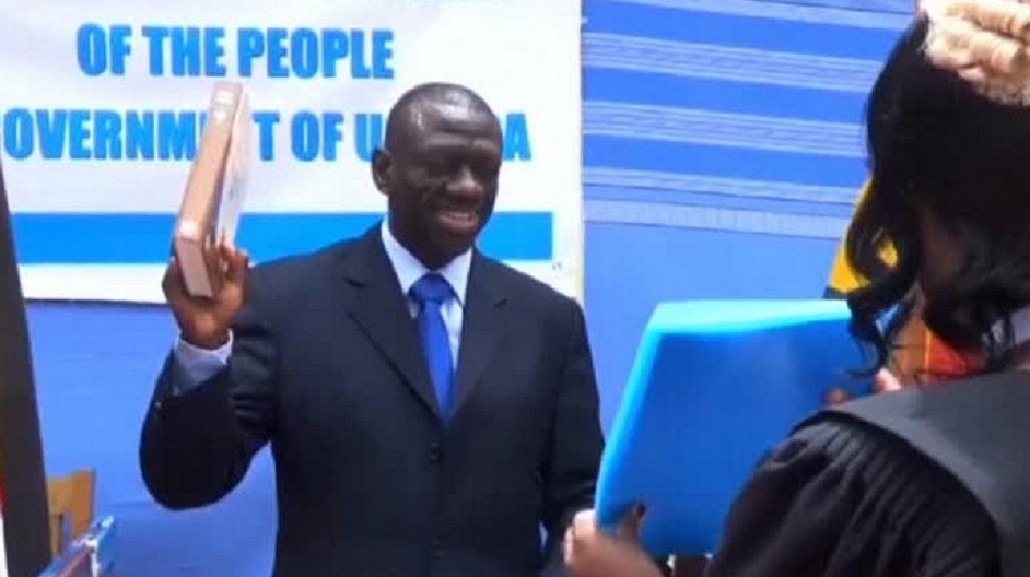 L'opposant historique ougandais Kizza Besigye