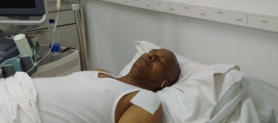 RDC :  « brutalisé » par les forces de l'ordre, Moïse Katumbi a été hospitalisé