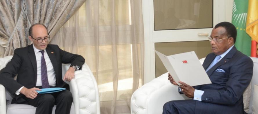 Congo-Turquie : Sassou N'Guesso invité au 1er sommet humanitaire mondial à Istanbul