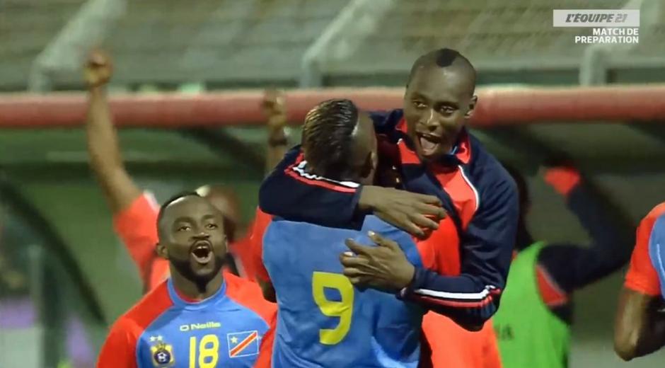 La Roumanie a fait match nul avec la RD Congo (1-1) ce jeudi.