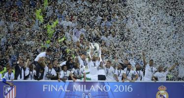 Foot : le Real Madrid remporte sa onzième Ligue des champions