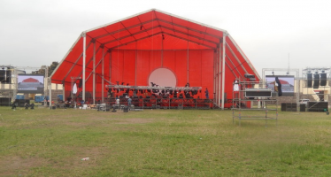 Brazzaville : Le matériel du Fespam trône toujours au Stade Eboué