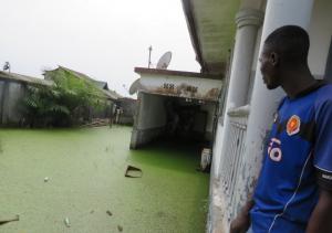 Pointe Noire - Inondation