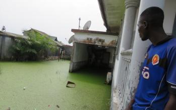 Pointe Noire – Inondation : le malheur des habitants du CQ118 zone CTI perdure