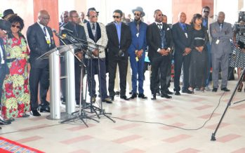 Obsèques Papa Wemba: Lorsque sa veuve crache sa colère sur Verckys Kiamuangana
